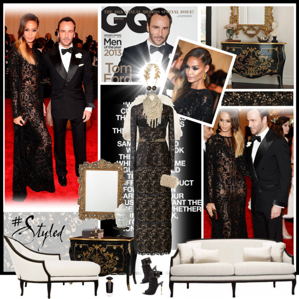 MET Gala 2013: Joan Smalls