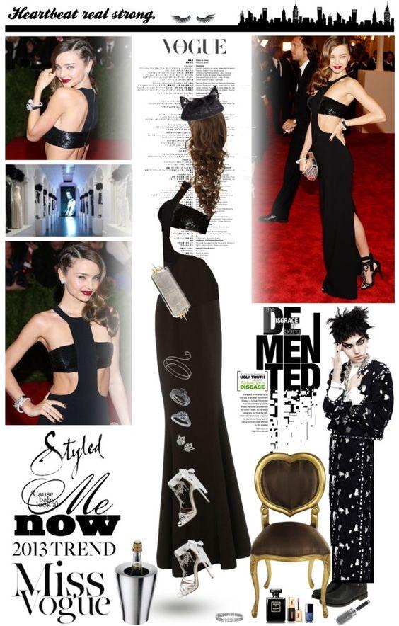 MET Gala 2013: Miranda Kerr